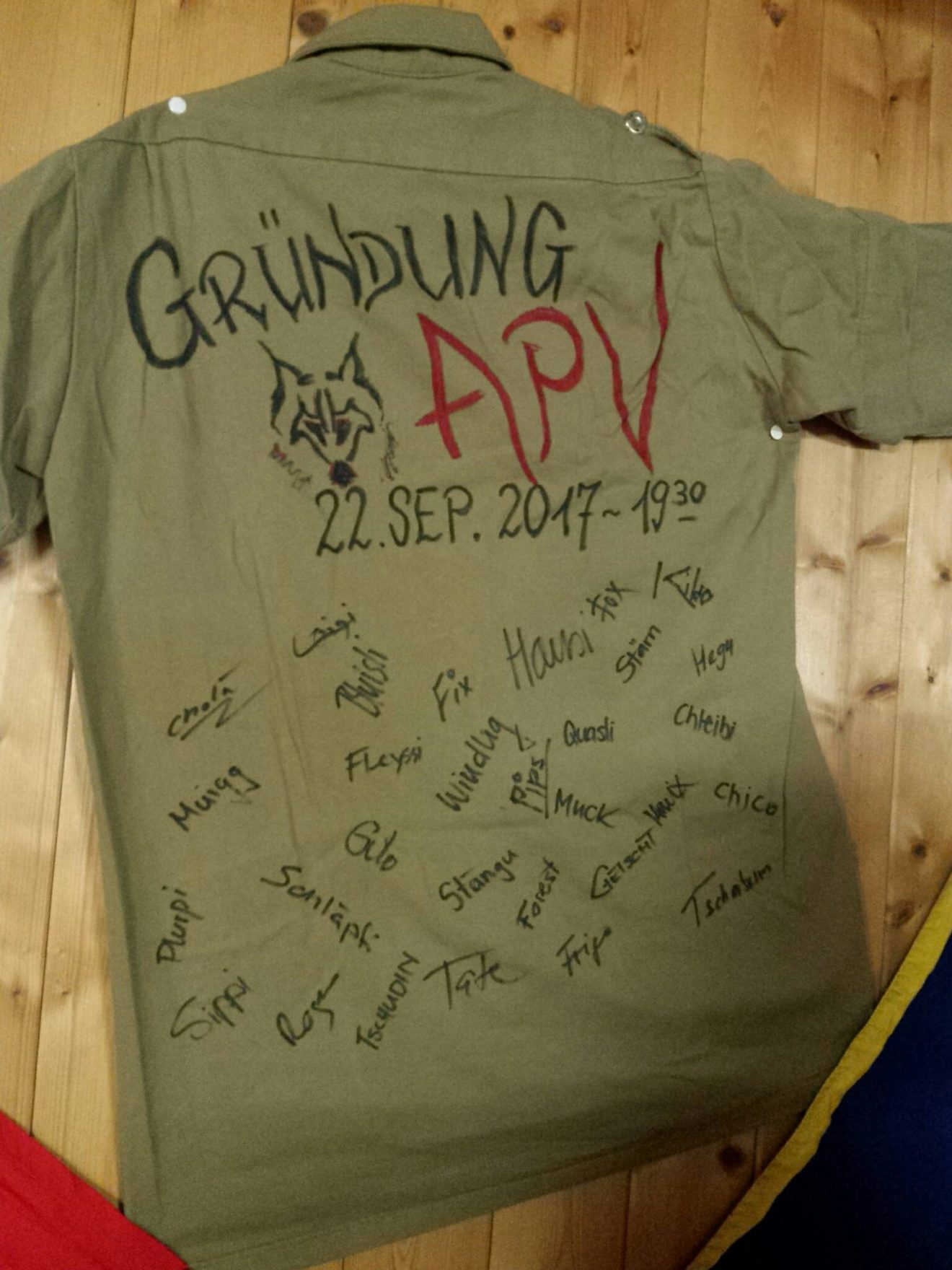 Apv Gruendung 8